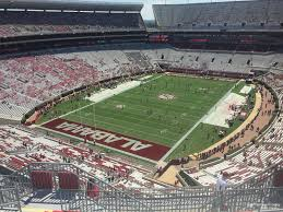Bryant Denny Stadium Section Nn3 Rateyourseats Com