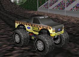 Bigfoot Power Wheels | Monster Truck Madness Wiki | FANDOM powered ...