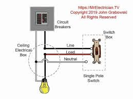 how to wire a light switch mr