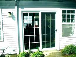 how much does it cost to replace a screen door replacing sliding door with french average