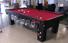 cool pool tables designs. Delighful Tables 96krock Custom Outdoor Pool Table By All Weather Billiards And  Gaming And Cool Tables Designs E