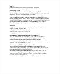 Nurse Resume Example Resume Example Sample Er Nurse New Grad Tips Rn ...