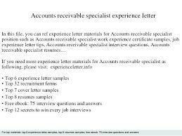 accounts receivables resumes accounts receivable resume cliffordsphotography com