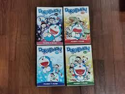 Doraemon (English version, Vol. 1 to 4), Hobbies & Toys, Books & Magazines,  Assessment Books on Carousell