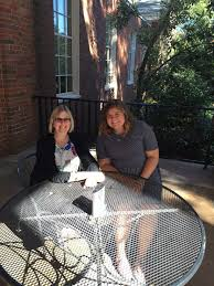 a to furman university college expert sue pennant tour guide sue student annika
