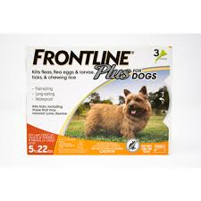 frontline plus ingredients. Frontline Plus For Dogs Is A Monthly Flea Preventative That Kills 100% Of Adult Fleas On Your Pet Within 18 Hours And All Ticks 48 Hours. Ingredients