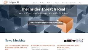 Data Sheets | Insider Risk \u0026 DLP Solutions - Intelligent ID