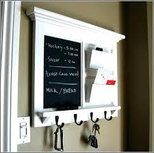 wall key organizer entryway key organizer chalkboard organizer key holder entryway mail and key wall organizer black wall mounted mail organizer key rack