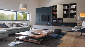 Living Room Wood Furniture Pure Solid Wood Furniture For Your Living Areas Team 7