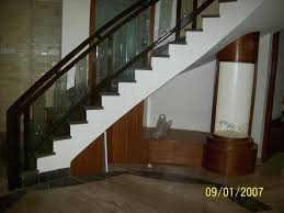 modern staircase of wood and glass railings glass stair railing glass stair railing cost philippines