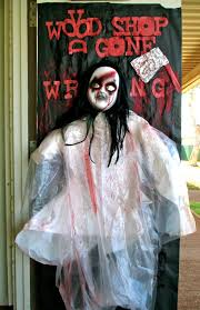 office halloween decorations scary. Cheap Scary Halloween Decorations Ideas Decorating For Office Back