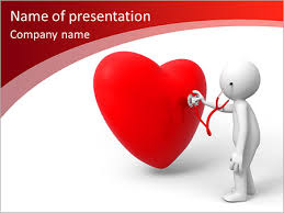 Heart Powerpoint Templates Love A Person Are Diagnosing The Heart Powerpoint Template Infographics Slides