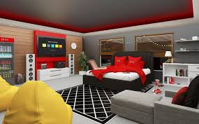tech bedroom design. Exellent Bedroom The Netflix Bedroom Takes Chilling Very Seriously A TV With A Home  Theater Stocked Refrigerator Loungesofa And Bed That Looks Ohsoinviting  On Tech Bedroom Design S
