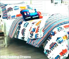 train bedding the train bedding full size set of toddler tank engine twin sheet the train