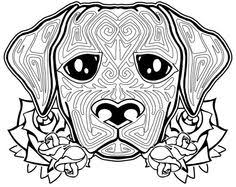 Small Picture dog coloring page dog coloring pages free coloring page free