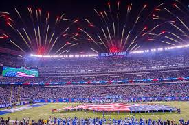 Giants Stadium Football Seating Chart Metlife Stadium Travel Guide For A Giants Game In New York