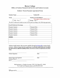 Automatic Withdrawal Form Template Payment Agreement 40 Templates Contracts Template Lab