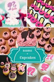 Cupcakes Barbie Design Barbie Cupcakes Baking Smarter