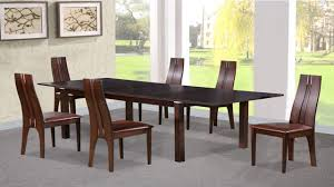 Wooden Dining Table And 6 Chairs Sewstars