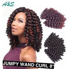 Short Crochet Hair Style black friday full wand curl crochet hair crochet braids short 7699 by wearticles.com