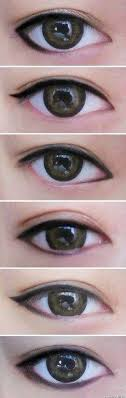 do you know there are 6 ways to apply eyeliner in the process of makeup eyeliner gives a significant impact diffe ways of applying the eyeliner would