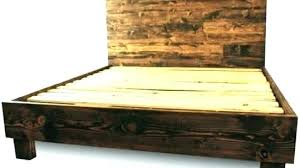 Delightful Best Heavy Duty King Bed Frame With Headboard California ...