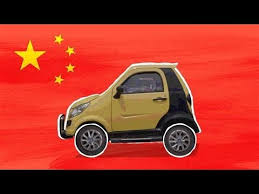 Big in China: Tiny <b>Electric Cars</b> - YouTube