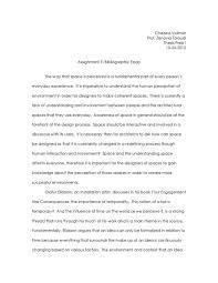 Biographical Essay Examples Format Popular Mechanics