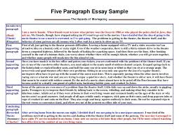 essay outline template   Google Search   FTCE   Pinterest     SlideShare