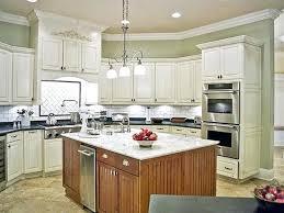 white painted kitchen cabinets. Oak Kitchen Cabinets Painted White Painting Wood Before And After