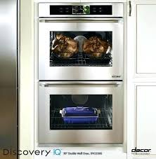 27 inch wall oven modernist electric