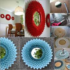 10 diy ideas easy room decor from waste