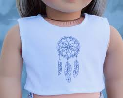 Dream Catcher Dolls American Made Doll Clothes for Trendy 100 Inch Girl by Closet100Chloe 93