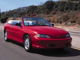 Cavalier Z24 Convertible 1996–99 photos