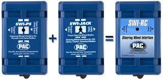 pac swi rc steering wheel control retention adapter interface swi jack swi ps swi rc
