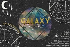 Galaxy Design Galaxy Design Kit For Photoshop