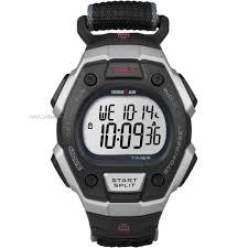 "men s timex ironman alarm chronograph watch t5k826 watch shop comâ""¢ mens timex ironman alarm chronograph watch t5k826"