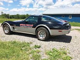 1978 Chevrolet Corvette L82 INDY PACE CAR In Malone NY - AnB ...