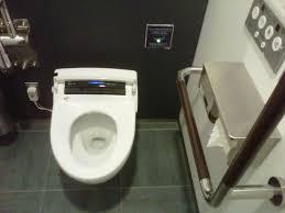 Tersedia juga cairan pembersih dudukan kloset seperti tampak pada foto di  bawah ini