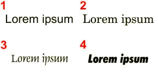 purdue owl this image shows the term lorem ipsum which is used in publishing as a placeholder to