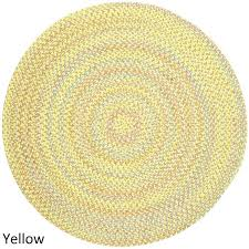 round braided rug playful indoor outdoor reversible round braided rug by rug 6 ft round 6 round braided rug