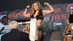 UFC's Miesha Tate to appear nude in ...