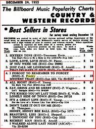 Billboard Charts 1955
