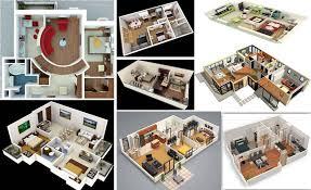 top 10 modern 3d small home plans
