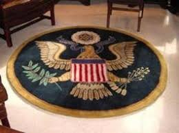 Great Seal of the United States Presidential Rug