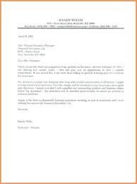 Heartfelt Resignation Letter Simple 48 Sample Of Letters Of Resignation