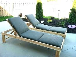 outdoor double chaise lounger oor double chaise lounge replacement cushions mainstays lounger tan seats 2 with