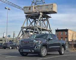 2019 GMC Sierra Denali 1500 Test Drive Review: A Nice Pickup Truck ...