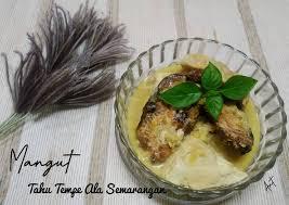 Ikan kerapu kacang mente bawang merah bawang putih. Resep Mangut Tahu Tempe Ala Semarangan Yang Enak Banget Resep Us