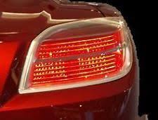 saturn sky tail lights saturn sky 2007 09 led sequential turn signal tail lamp only kit sweeplite fits saturn sky installation